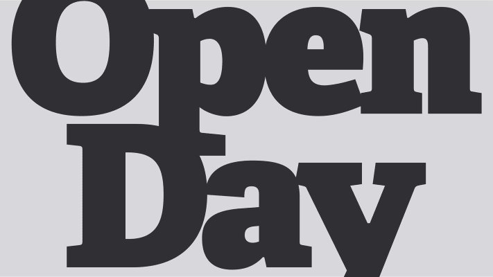 Open Day UniGe