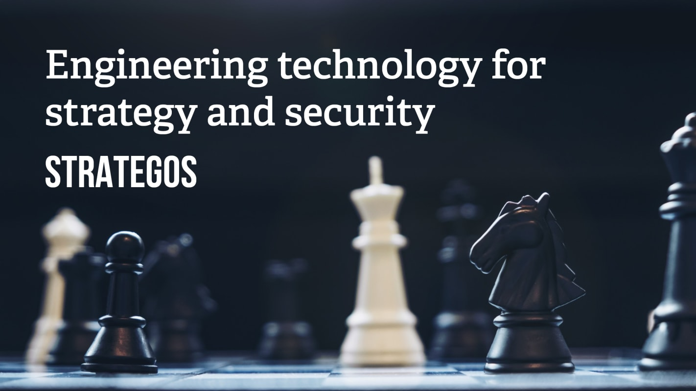 Engineering technology for strategy and security - Strategos