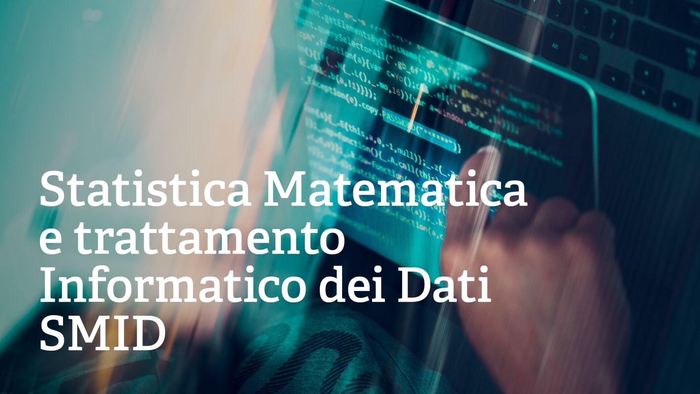 Mathematical Statistics and Data Management - SMID
