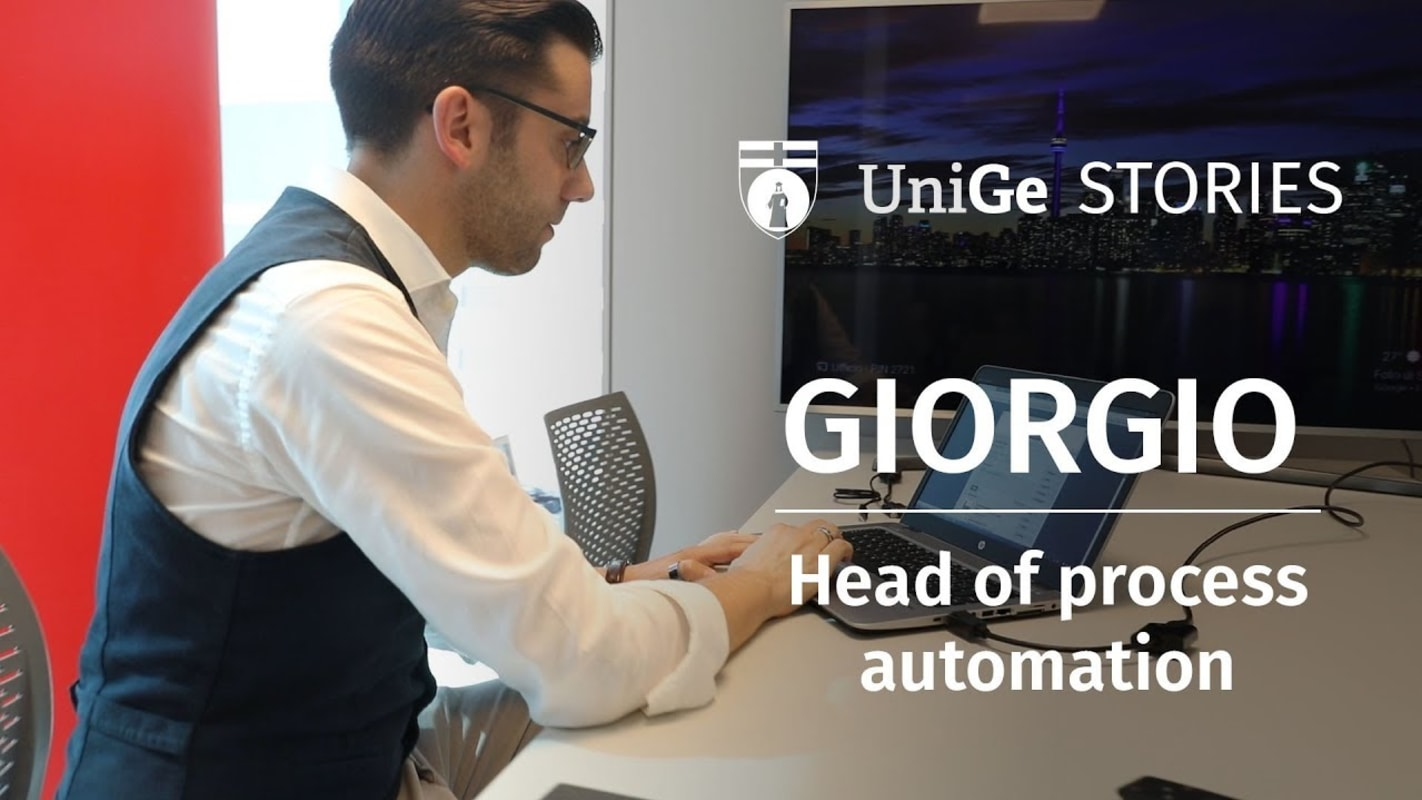 Head of process automation