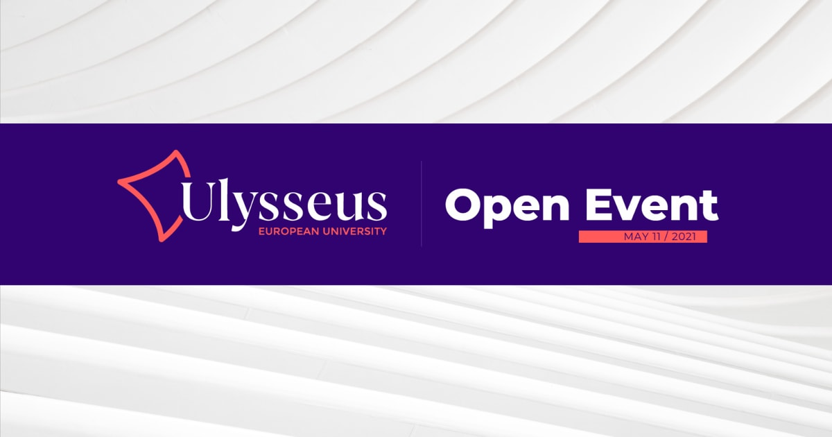 Ulysseus open event 11 may 2021